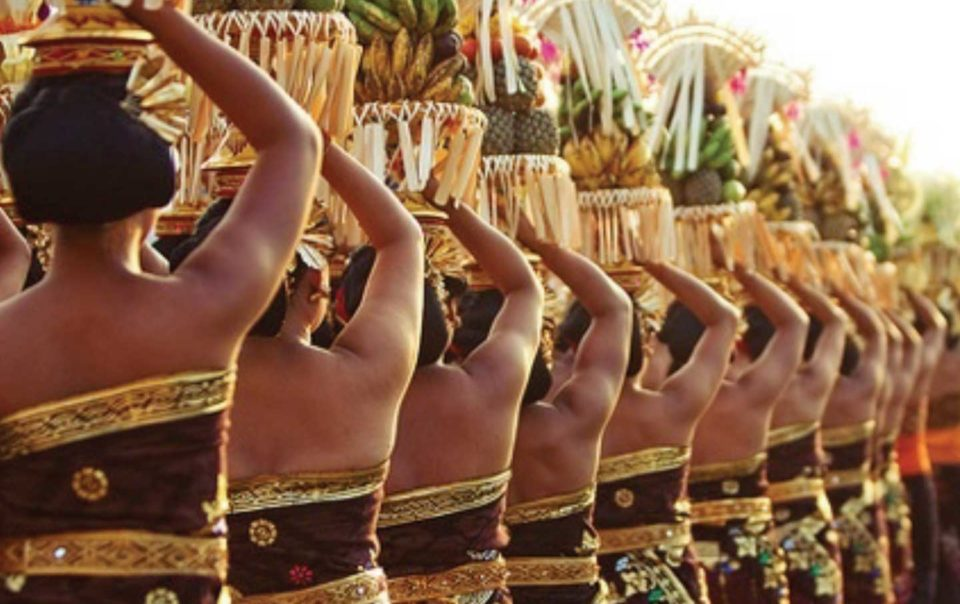 Temple Ceremonies in Bali