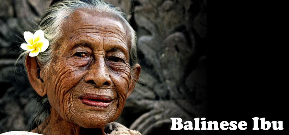 Balinese Ibu