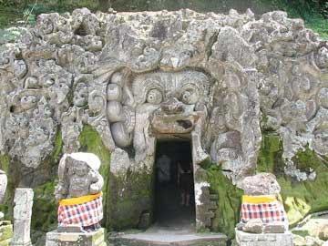 Goa Gajah Elephant Cave, Bedulu