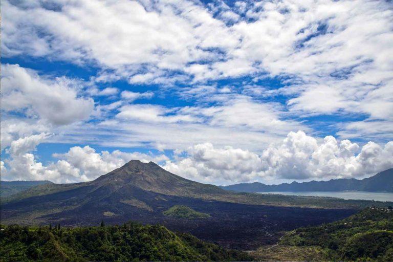 Kintamani Panorama View
