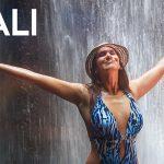 BALI, Indonesia: kopi Luwak, waterfall and rice terrace around Ubud